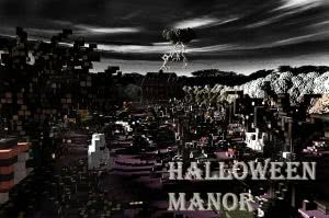 [Map] Halloween Manor - страшилки