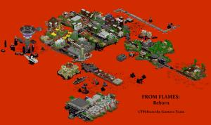From Flames: Reborn - большая CTM карта [1.12+]