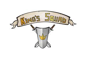 King's Squad - теперь в это можно играть [PvP Map] [1.12.2] [1.12]