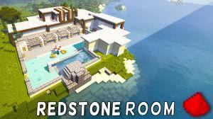 Redstone Rooms - Карта на прохождение [1.12]