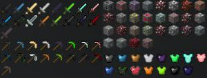 Mo 'Ore's And Tools Mod  [1.12.2] [1.11.2] [1.10.2]