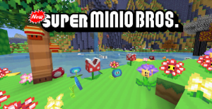 New Super Minio Bros. [1.12.2] [16x16]