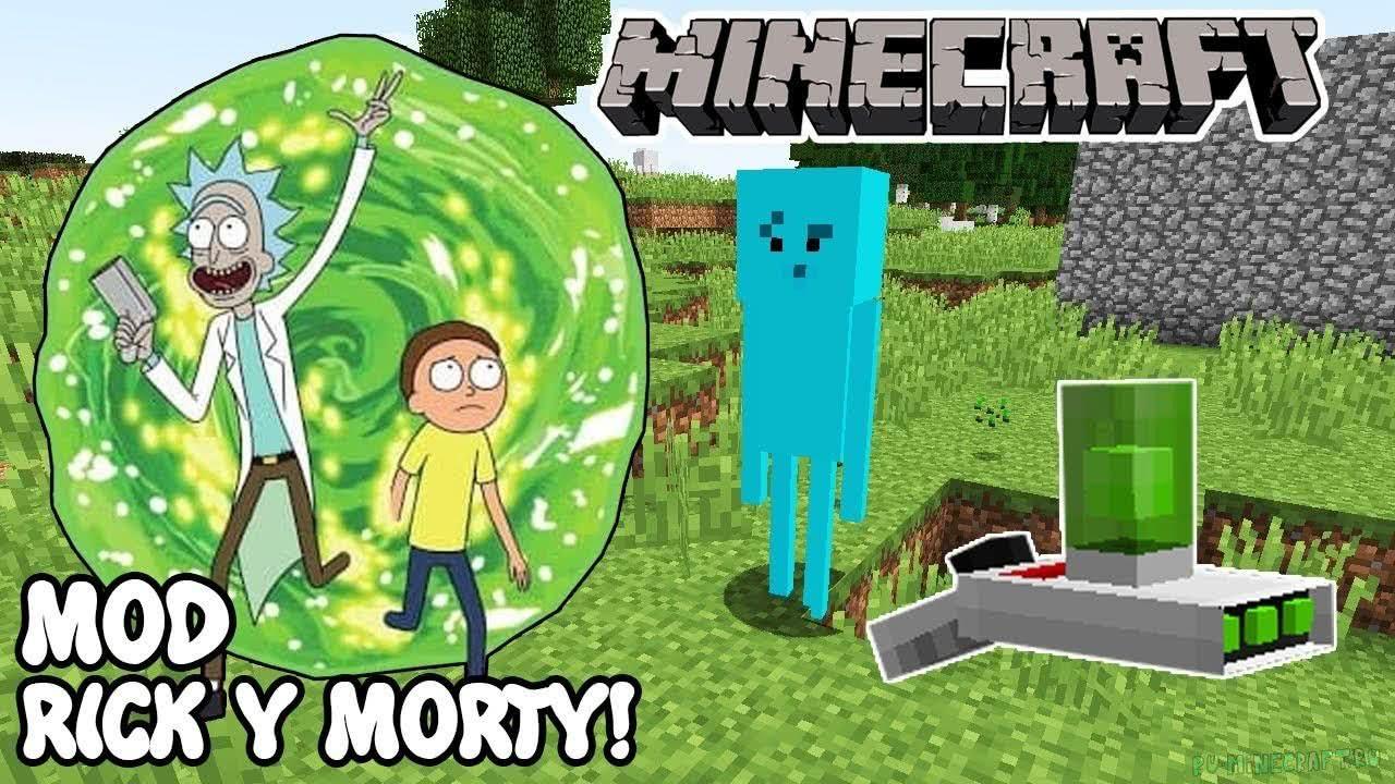 Моды на Minecraft 1.7.10 - mody4mine.ru