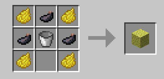 More Recipes Mod - мод на рецепты вещей без крафта [1.12.2] [1.11.2] [1.10.2]