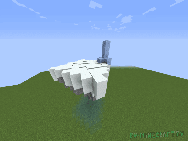 Terrain Crystals - острова-биомы [1.11.2] [1.10.2] [1.9.4] [1.8.9]