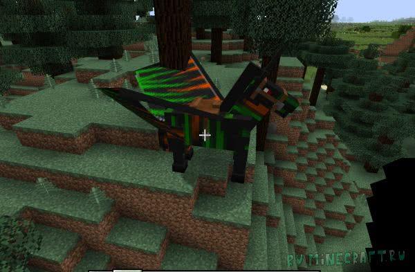 Ultimate Unicorn mod - летающие единороги  [1.12.2] [1.11.2] [1.10.2] [1.9.4] [1.8.9] [1.7.10]