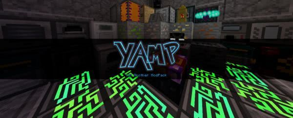 YAMP Primary - Техническая сборка с 70+ модами [1.7.10]