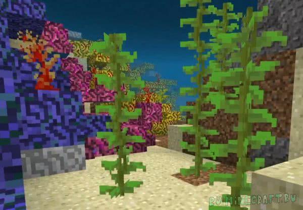 Майнкрафт 1.14 - Морское обновление (The Update Aquatic), что нового?