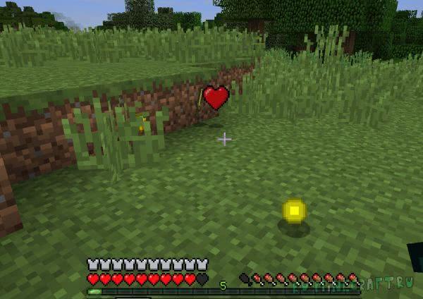 Heart Drops [1.12.2] [1.12.1]