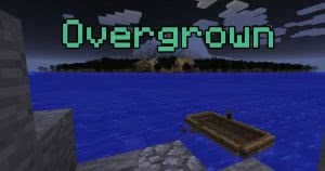 Overgrown - паркур карта с сюжетом  [1.12.2]