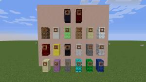 More Blocks Mod - больше кирпичных блоков [1.10.2]