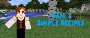 Pam's Simple Recipes - новый крафт [1.12.2] [1.11.2] [1.10.2] [1.9.4] [1.8.9] [1.7.10]