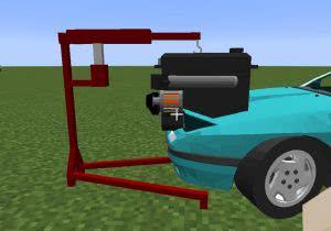 xujmod Cars Mod - настоящие машины [1.12.2] [1.10.2]
