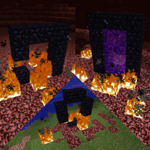 Natural Nether Portals [1.12.2] [1.12.1] [1.11.2] [1.10.2]