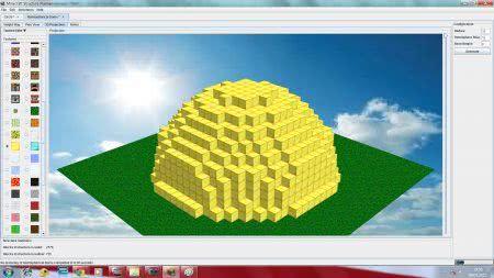 Minecraft Structure Planner - генератор структур [Программы]