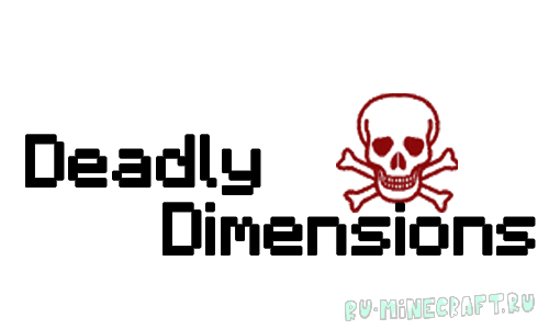 Deadly Dimensions [1.12.2] [1.11.2] [1.10.2]