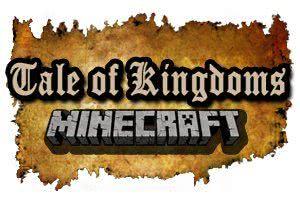 Tales of Kingdoms - довольно обширный РПГ мод