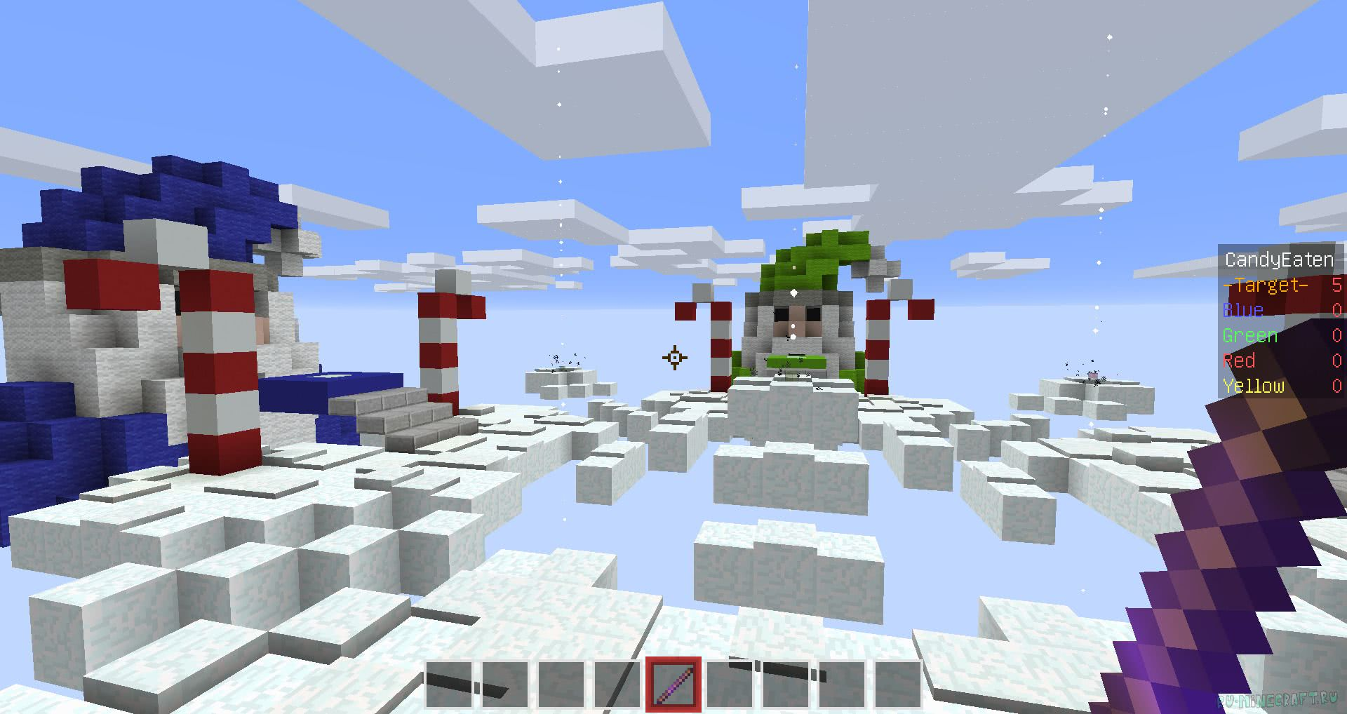 сервера с мини играми майнкрафт 1.12 2