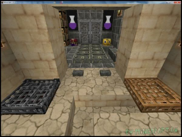 Dungeon - revision XV [1.12.2] [64x64]