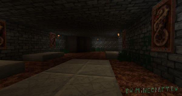 BloodCraft [1.12.2] [64x64]