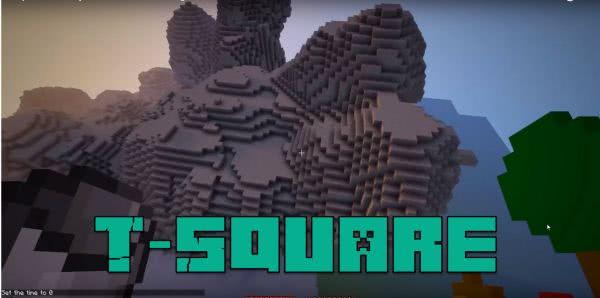 T-Square - терраформирова́ние [1.12.2] [1.11.2] [1.10.2]