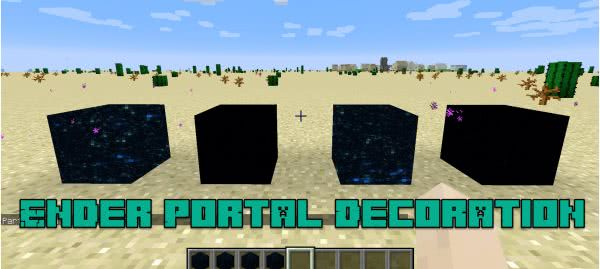 Ender Portal Decoration [1.12.2] [1.10.2]