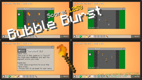 Bubble Burst [1.12.2]