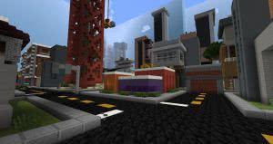 Impossible Getaway - карта мини игра, сбежать из города [1.12.2]
