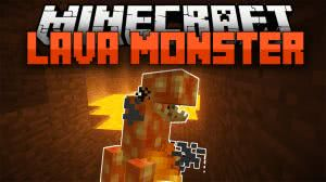 Lava Monsters - лава монстр [1.15.2] [1.14.4] [1.7.10]