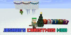 Joshua's Christmas Mod [1.11.2] [1.10.2]