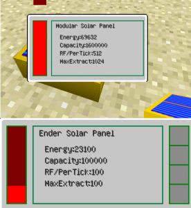 Thermal Solars - солнечные и лунные панели [1.12.2] [1.11.2] [1.10.2]