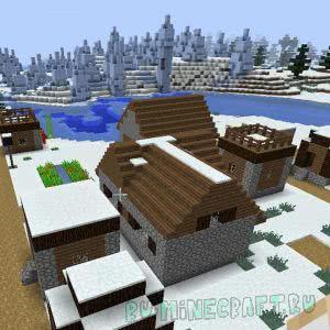 SnowVillage [1.12.2] [1.11.2]