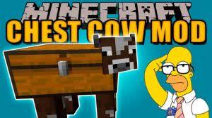Chest Cow  - корова сундук [1.12.2] [1.11.2]