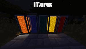 ITank - Резервуары для жидкостей [1.12.2] [1.11.2] [1.10.2]