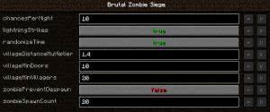 Brutal Zombie Siege [1.12.2] [1.12.1]