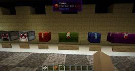 Default-Style Christmas Pack - новогодне - рождественские текстуры [1.12.2] [1.11.2] [1.10.2]