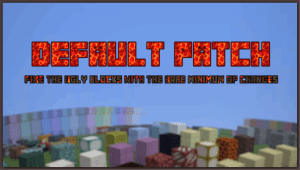 Default Patch [1.13] [1.12.2] [16x16]