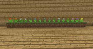 Plantacia - новые цветы и блоки, ягоды [1.7.10]