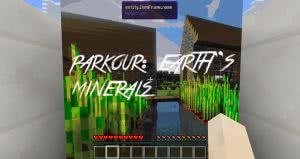 Паркур карта Parkour (Earth's Minerals) [1.12.2]