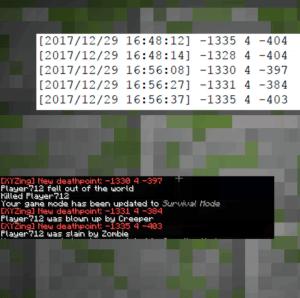 XYZing [1.12.2]