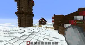 Santa's Hat - зимние мини игры [1.12.2]