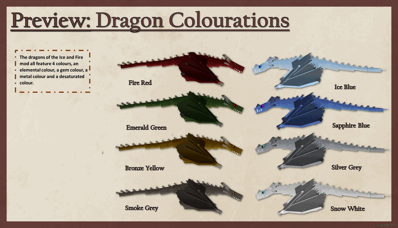 моды майнкрафт 1 11 2 драконы