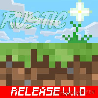 Rustic Vanilla Pack - ванильный пак [1.12.2] [16px]