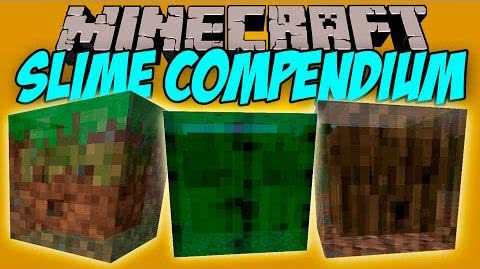 Slime Compendium - новые слизни! [1.10.2] [1.9]