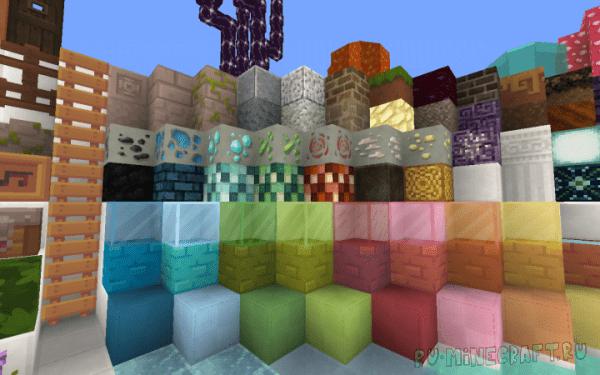 Wciflilsimsie's Custom Texture Pack [1.12.2] [16x16]