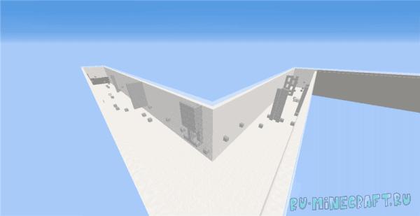 Blast Parkour - Взрывной паркур [Map][1.8.9]