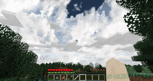 Epic Horizon - текстуры реального неба [1.12.2] [1.11.2] [1.10.2]