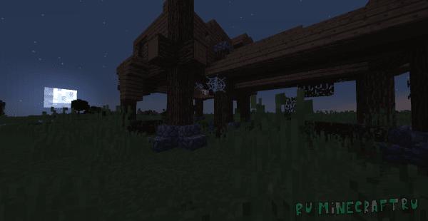 Строим небольшой Дом-форт [GUIDE]
