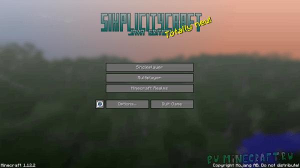 SimplicityCraft [1.12.2] [16x16]