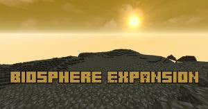 Biosphere Expansion - биомы [1.12.2] [1.11.2]